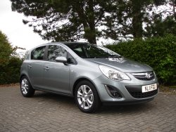 Vauxhall Corsa Car For Hire
