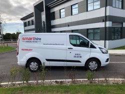 Ford Transit SWB Panel Van For Hire